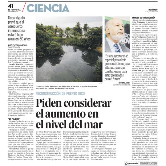 Full page de Ciencia - Nivel del Mar (PNG)